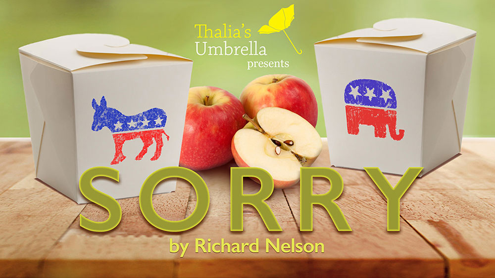 Sorry by Richard Nelson